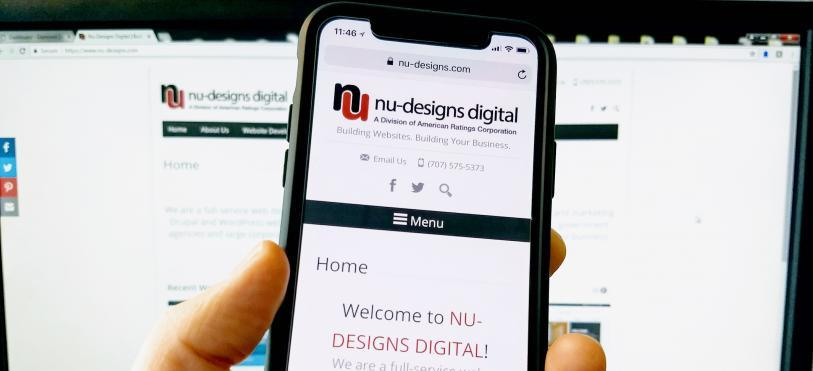 Nu-Designs and mobile first indexing