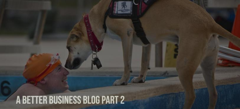 Nu-Designs helps you build a better business blog.