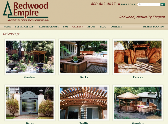Redwood Empire - Gallery