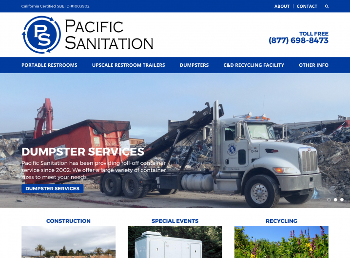 Pacific Sanitation Home