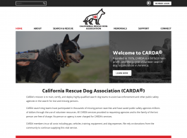 CARDA Home page