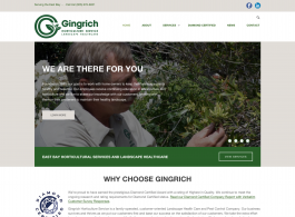 Gingrich Horticulture home page