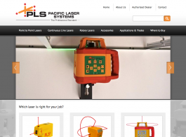 Pacifici Laser Systems - Home page