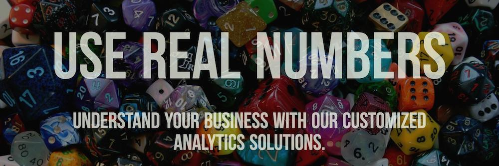 Nu-Designs helps your website business grow with Marketing Analytics service